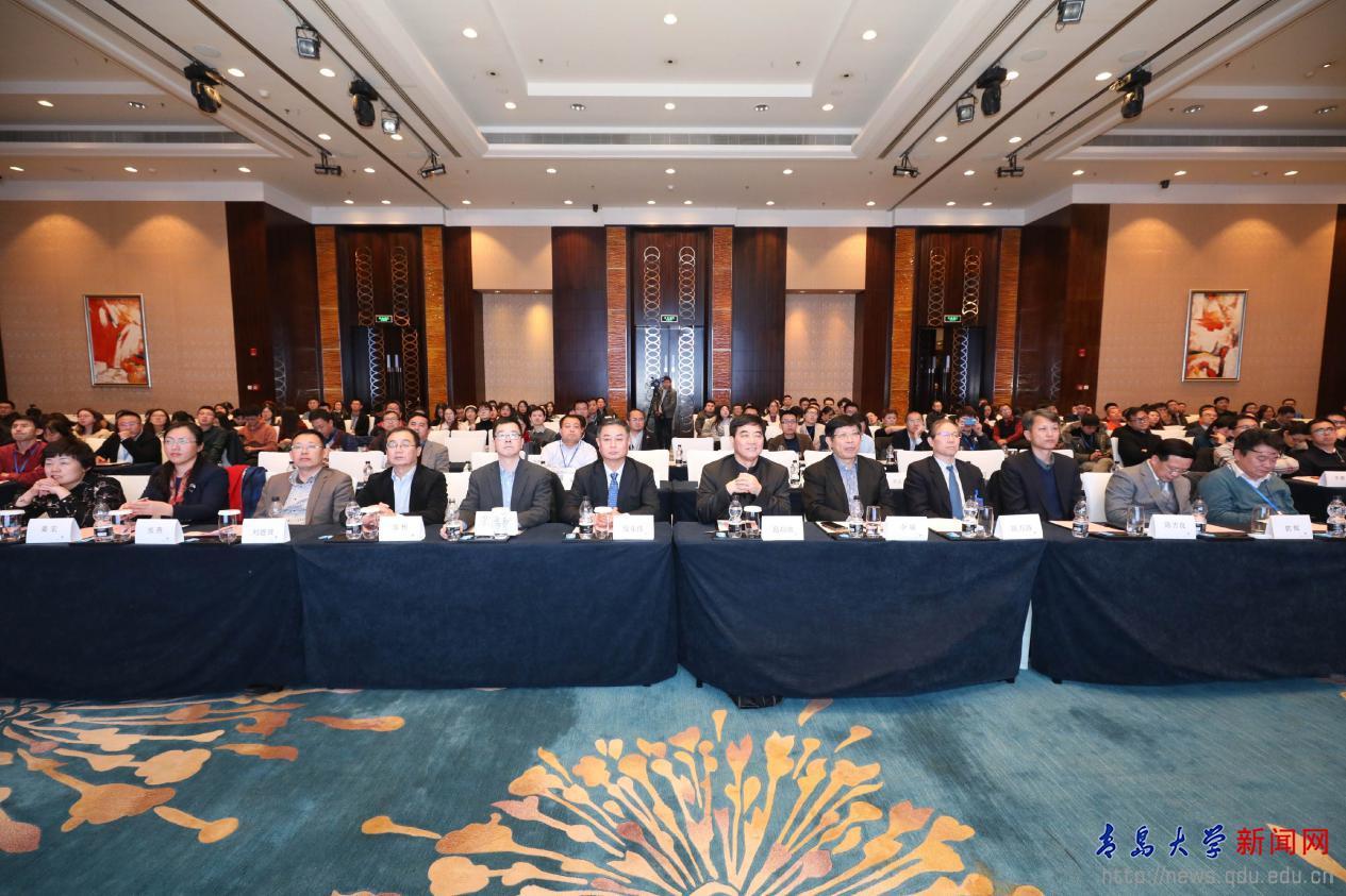 青岛大学上海校友会举办2020年迎新年会